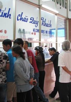 Ga Đà Nẵng mở thêm 2 cửa bán vé Tết