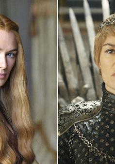 Tròn mắt trước sự thay đổi của dàn sao Game of Thrones từ mùa đầu