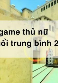 35% người Việt thích chơi game