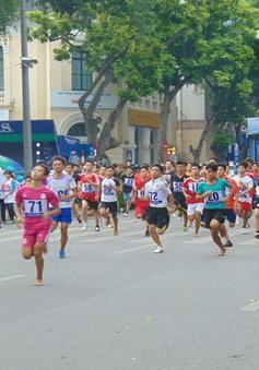 1.500 vận động viên tham gia chung kết Giải chạy Báo Hànộimới mở rộng