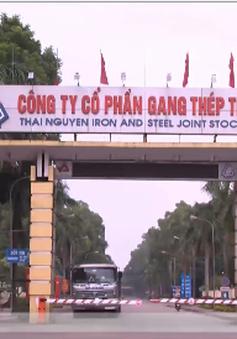 Rút 1.000 tỷ đồng vốn NN khỏi dự án Gang thép Thái Nguyên