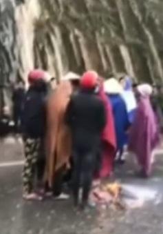 Những vụ gây rối tại Nghệ An và Hà Tĩnh