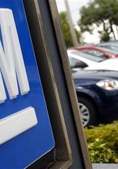 General Motors bán bớt mảng kinh doanh tại châu Âu
