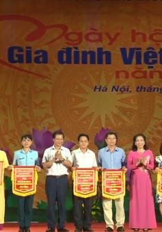 Khai mạc Ngày hội Gia đình Việt Nam 2017