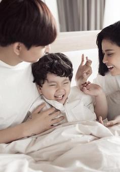 Khoảnh khắc hạnh phúc của gia đình Tim, Trương Quỳnh Anh