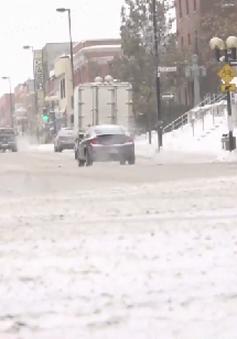 Thời tiết cực kỳ giá lạnh, Canada hủy nhiều sự kiện mừng năm mới