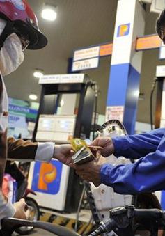 Giá xăng giảm nhẹ sau 5 lần tăng liên tiếp