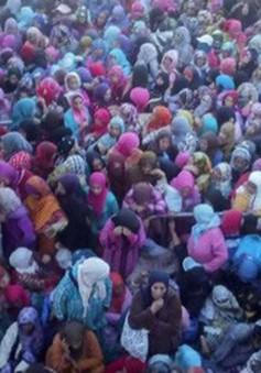 Giẫm đạp gây thương vong ở Morocco
