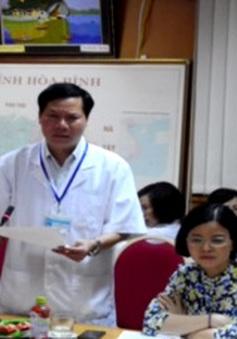 Giám đốc Bệnh viện Hòa Bình xin nhận mức kỷ luật cao nhất