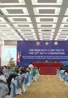 Hội nghị công đoàn giáo dục các nước ASEAN và Hàn Quốc (ACT+1)