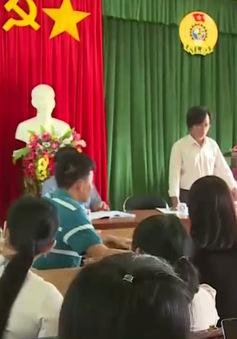 Gần 20 giáo viên ở Phú Yên gửi đơn khiếu nại về việc bị chấm dứt hợp đồng