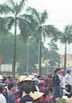 Xử lý nghiêm những đối tượng kích động gây rối tại Hà Tĩnh