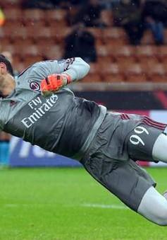 """Real Madrid đã ngán ngẩm """"Buffon mới"""" Donnarumma"""