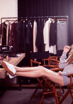 Gigi Hadid nhí nhảnh trong chiến dịch mới của Reebok