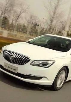 Thị trường ô tô Trung Quốc tăng vọt