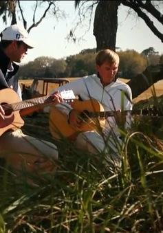 Khi các tay Golf thể hiện niềm đam mê âm nhạc