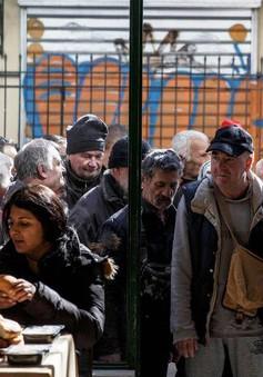 Hy Lạp thông qua gói an sinh xã hội trị giá 1,4 tỷ EUR