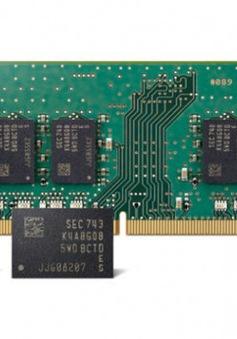 Samsung bắt đầu sản xuất RAM DDR4 10nm thế hệ thứ 2
