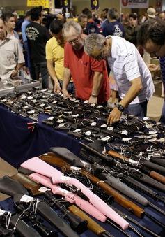 Bang Texas (Mỹ) nới lỏng luật kiểm soát súng đạn