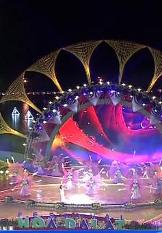 Festival Hoa Đà Lạt 2017 diễn ra trong 5 ngày