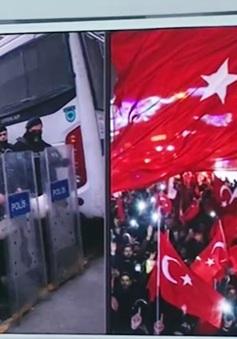 Căng thẳng ngoại giao Thổ Nhĩ Kỳ - Hà Lan có dấu hiệu gia tăng