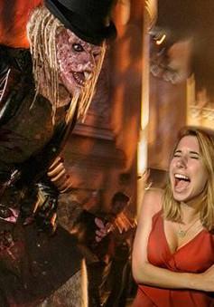 Trải nghiệm phim trường Universal mùa Halloween