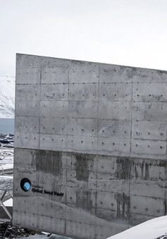 """Na Uy nâng cấp kho chứa hạt giống đề phòng """"ngày tận thế"""""""