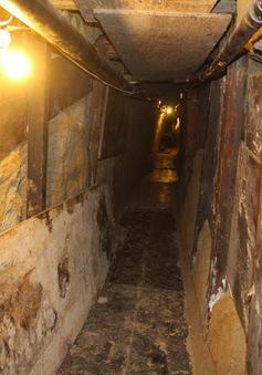 Phát hiện đường hầm buôn người ở biên giới Mỹ - Mexico