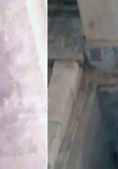 Phát hiện đường hầm bí mật trong nhà tù ở Mexico