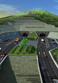 Dự án hầm đường bộ qua Đèo Cả đạt hơn 92% khối lượng thi công