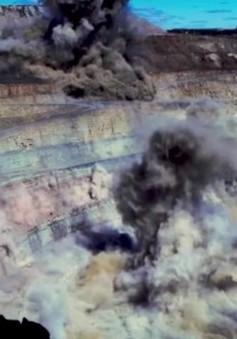Nga điều tra hình sự vụ tai nạn hầm mỏ kim cương