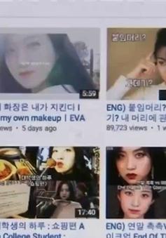 Sinh viên Hàn Quốc và xu hướng trở thành ngôi sao trên mạng xã hội