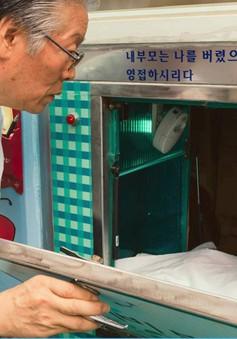 Lồng ấp cho những đứa trẻ bị bỏ rơi tại Hàn Quốc