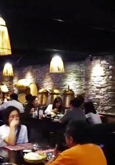 Nhà hàng đậm phong cách Bắc Bộ tại Đài Loan (Trung Quốc)