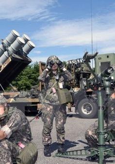 Lãnh đạo đảng đối lập Hàn Quốc kêu gọi trang bị vũ khí hạt nhân
