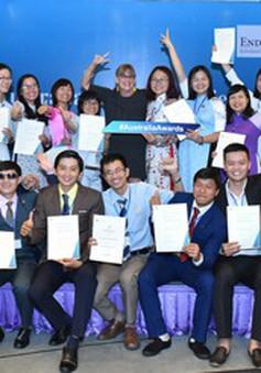 52 tân học viên Học bổng Chính phủ Australia chuẩn bị lên đường du học
