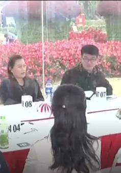 """Trung Quốc: Giới trẻ tìm kiếm một nửa nhờ """"hẹn hò giấu mặt"""""""