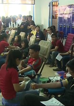 Cần Thơ hưởng ứng Ngày Thế giới tôn vinh người hiến máu
