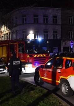 Xả súng gần ga tàu điện ngầm Pháp, 3 người bị thương