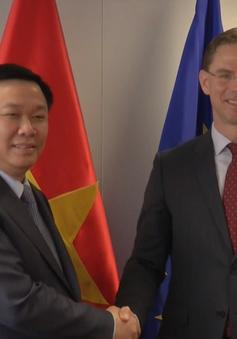 Nỗ lực sớm phê chuẩn Hiệp định Thương mại tự do Việt Nam - EU