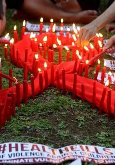Tỷ lệ nhiễm HIV ở Philippines tăng nhanh nhất châu Á-Thái Bình Dương