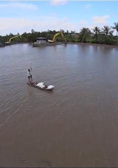 Người dân vùng biển Bến Tre không còn lo thiếu nước ngọt