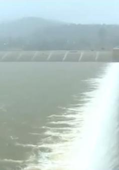 Hà Tĩnh điều tiết nước đảm bảo an toàn hồ đập