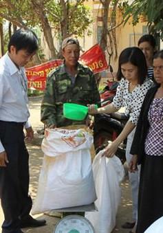 Đã xuất cấp 127.000 tấn gạo hỗ trợ khó khăn