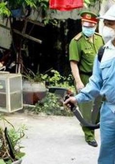 TP.HCM đẩy mạnh xử phạt các trường hợp không hợp tác phòng dịch