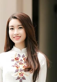 Gặp Đại sứ áo dài Hoa hậu Đỗ Mỹ Linh