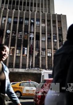 Hỏa hoạn tại chung cư ở Nam Phi, 7 người thiệt mạng