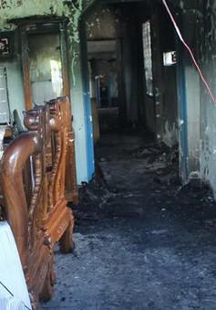 Vụ 3 người chết trong ngôi nhà cháy ở Cam Ranh: Có dấu hiệu án mạng