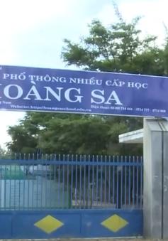 Quảng Nam: Nhiều trường học bỏ hoang, gây lãng phí