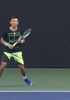 Lý Hoàng Nam chuẩn bị cho giải Vietnam Open 2017